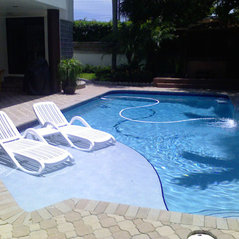 Charming Residential Pools And Patios