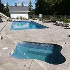 Swimming Pools Chicago Platinum Pools Traditional