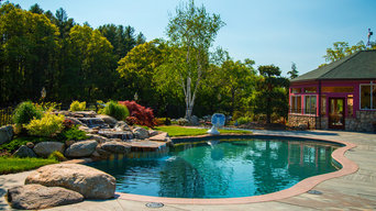Residential Swimming Pools - Sudbury MA