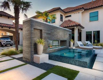 Resort Modern in Frisco TX