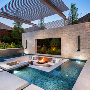 Resort Modern in Frisco TX