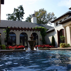 Mediterranean Pool by Thomason Design