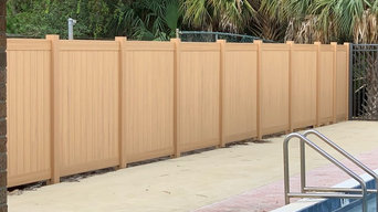 River Pines Fence
