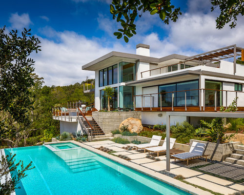Best 30 Infinity Pool Ideas & Remodeling Pictures | Houzz