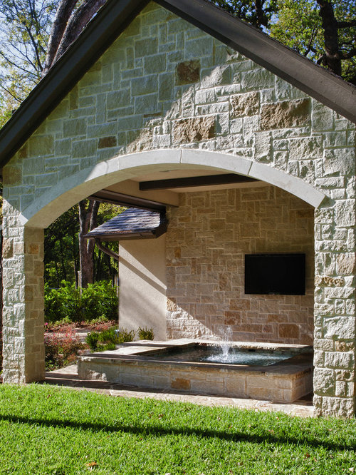 Hot tub shelter ideas and photos houzz for Hot tub shelters