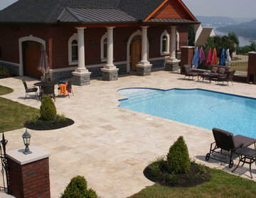 Roman Blend French Pattern Paver Collection