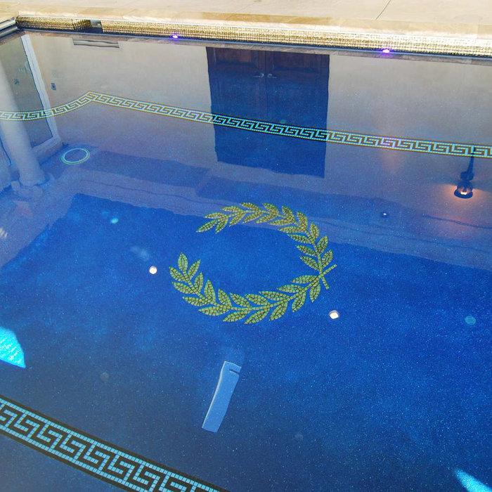 Roman Pool House Paso Robles