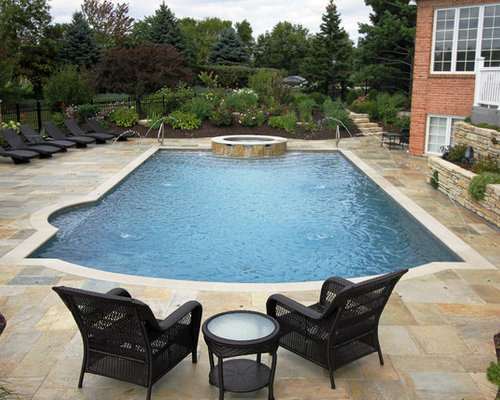 Roman Shaped Pool Home Design Ideas Pictures Remodel And Decor