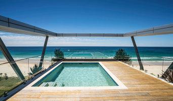 Roof Top Podium Pool