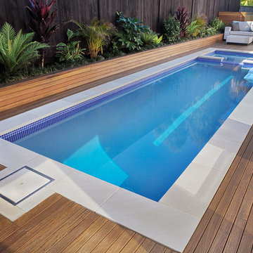Rouse Hill - Plunge pool