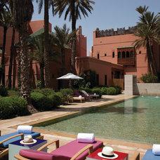 Mediterranean Pool by OBM International
