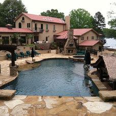 Mediterranean Pool by Atlanta Pools, Inc.
