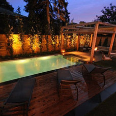 Traditional Pool by The Pool Craft Company