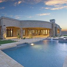 Mediterranean Pool by Scott Alexander, LLC