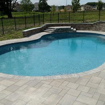 Safety Pool Cover (Brand: Loop-Loc, Color: Designer Gray), Greenville, DE