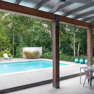 Sagaponack addition and pool