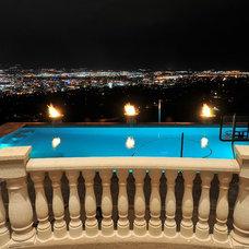 Mediterranean Pool by CD Construction, Inc.