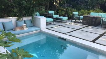 San Diego Modern Pool