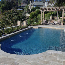 Traditional Pool by Outdoor Concepts Landscape & Design
