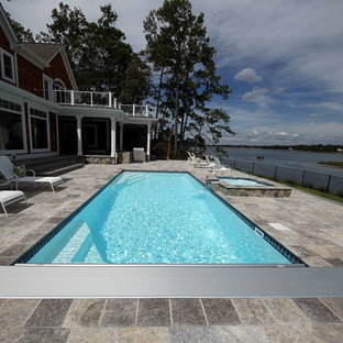 San Juan Pools Stockholm Fiberglass Pool