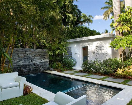 saveemail - Backyard Design With Pool