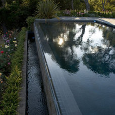 Traditional Pool by Pedersen Associates
