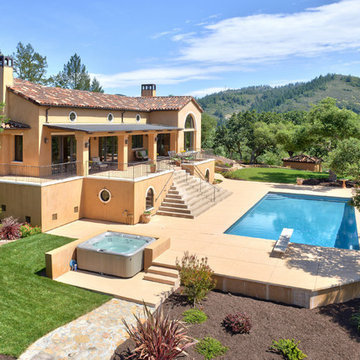 Santa Rosa Spanish Colonial