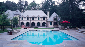 Scarsdale recreational pavilion and guest cottage