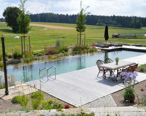 Fotos de piscinas | Diseños de piscinas naturales en Múnich