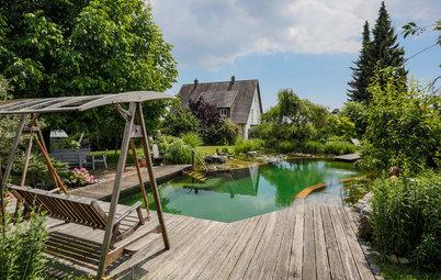 Piscine de la Semaine : Un aménagement écologique en Allemagne