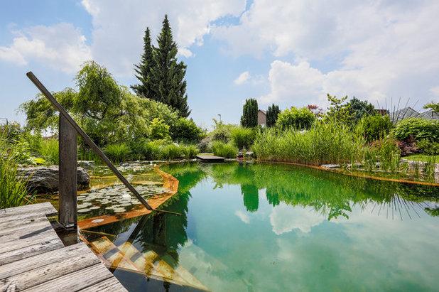 Landhausstil Pools by Helmut Haas GmbH