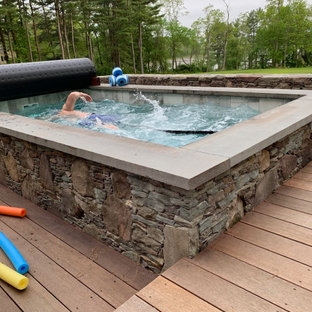 Aboveground Pool Deck Ideas Photos Houzz