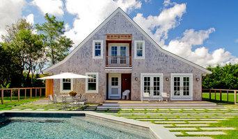 Seaside Pool House