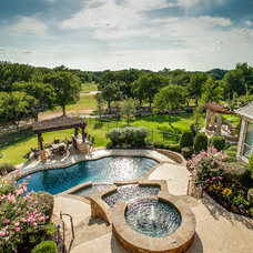 Traditional Pool by Nicole Smith, Realtor with RE/MAX Masters