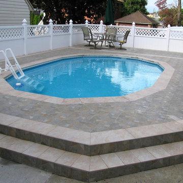 Semi In-Ground Pools