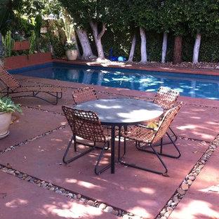 Shaded Pool Hollywood Hills