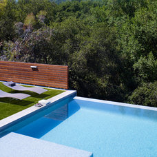 Modern Pool by Swatt | Miers Architects