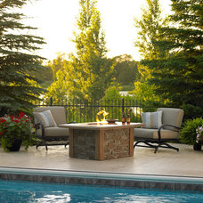 Traditional Fire Pits by The Outdoor GreatRoom Company