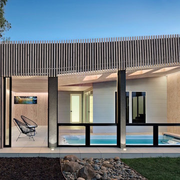 Silicon Valley Pool House