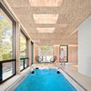 Room of the Day: An Indoor Pool Laps Up the Attention