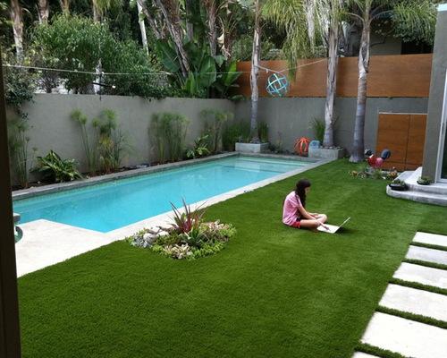 Backyard Artificial GrassHouzz