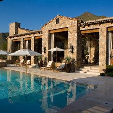 Mediterranean Pool by DrewettWorks
