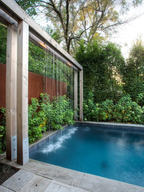 Water Curtain Houzz