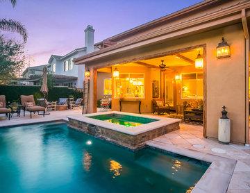 Small Backyard Resort