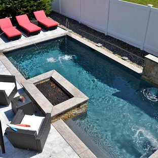 Small Lot Swimming Pool Design