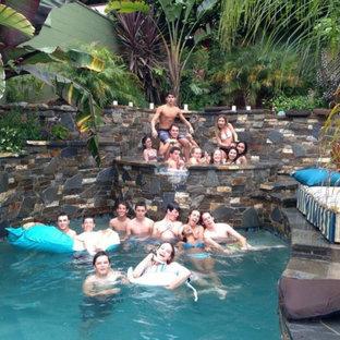 Small Pool, Small Fun Space