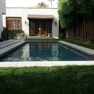 Small Yard Pool | West Hollywood
