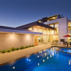 Josh wynne construction modern pool tampa by josh - Palm springs swimming pool contractors ...