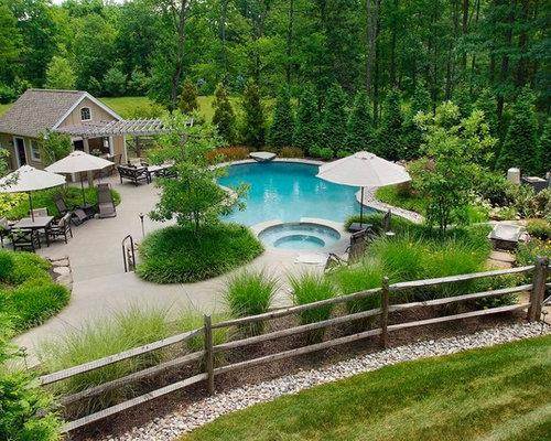 Backyard Pool And Landscaping Ideas backyard pool landscaping ideas Saveemail Landscape Design