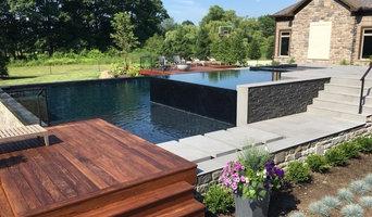 Solon Contemporary Pool and Lanai